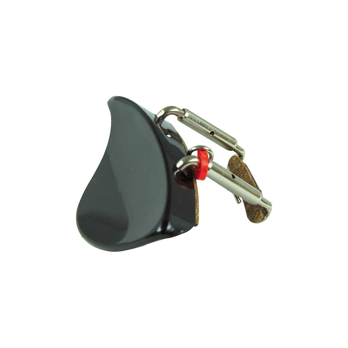 Glaesel 1/4 and 1/2 Violin Plastic Chin Rest thumbnail