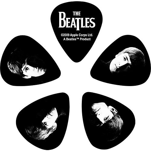 D'Addario Planet Waves 10 Beatles Picks - Meet The Beatles!-thumbnail