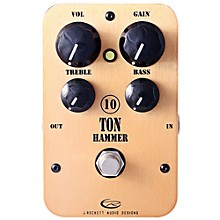 Rockett Pedals 10 Ton Hammer Guitar Effects Pedal