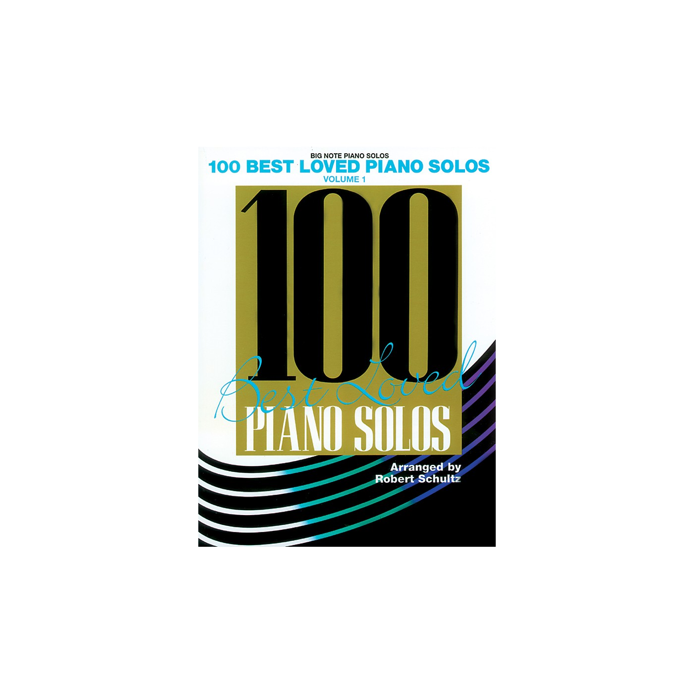 Alfred 100 Best Loved Piano Solos, Volume 1 Book thumbnail