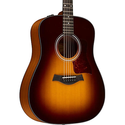 Taylor 100 Series 2015 110e Dreadnought Acoustic-Electric Guitar-thumbnail