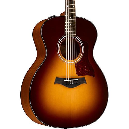 Taylor 100 Series 2015 114e Grand Auditorium Acoustic-Electric Guitar thumbnail