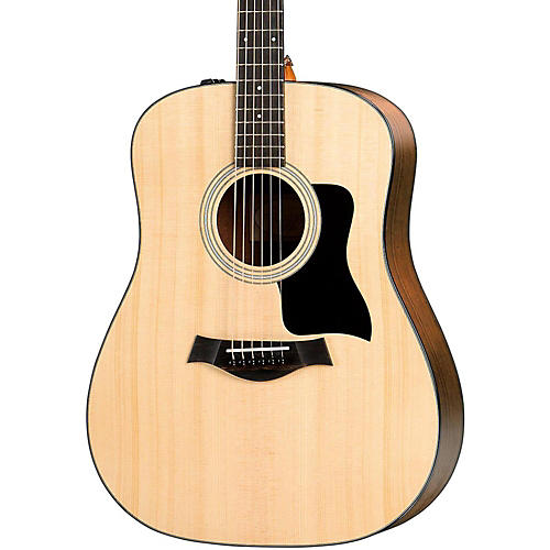 Taylor 100 Series 2017 110e Dreadnought Acoustic-Electric Guitar thumbnail