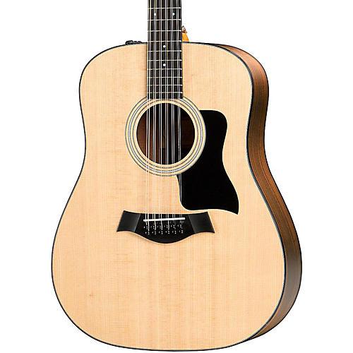 Taylor 100 Series 2017 150e Dreadnought 12-String Acoustic-Electric Guitar thumbnail