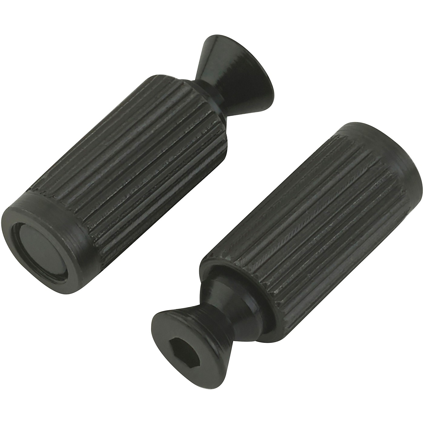 Floyd Rose 1000 Series/Special Mounting Studs & Inserts, Black (Set of 2) thumbnail