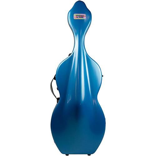 Bam 1003XLW Shamrock Hightech Cello Case with Wheels thumbnail