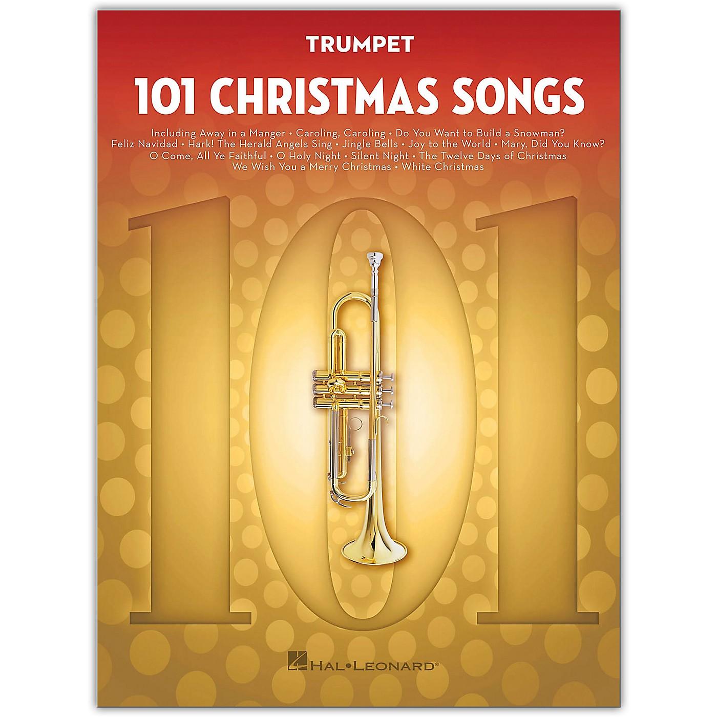 Hal Leonard 101 Christmas Songs for Trumpet thumbnail