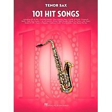 Hal Leonard 101 Hit Songs - Tenor Sax