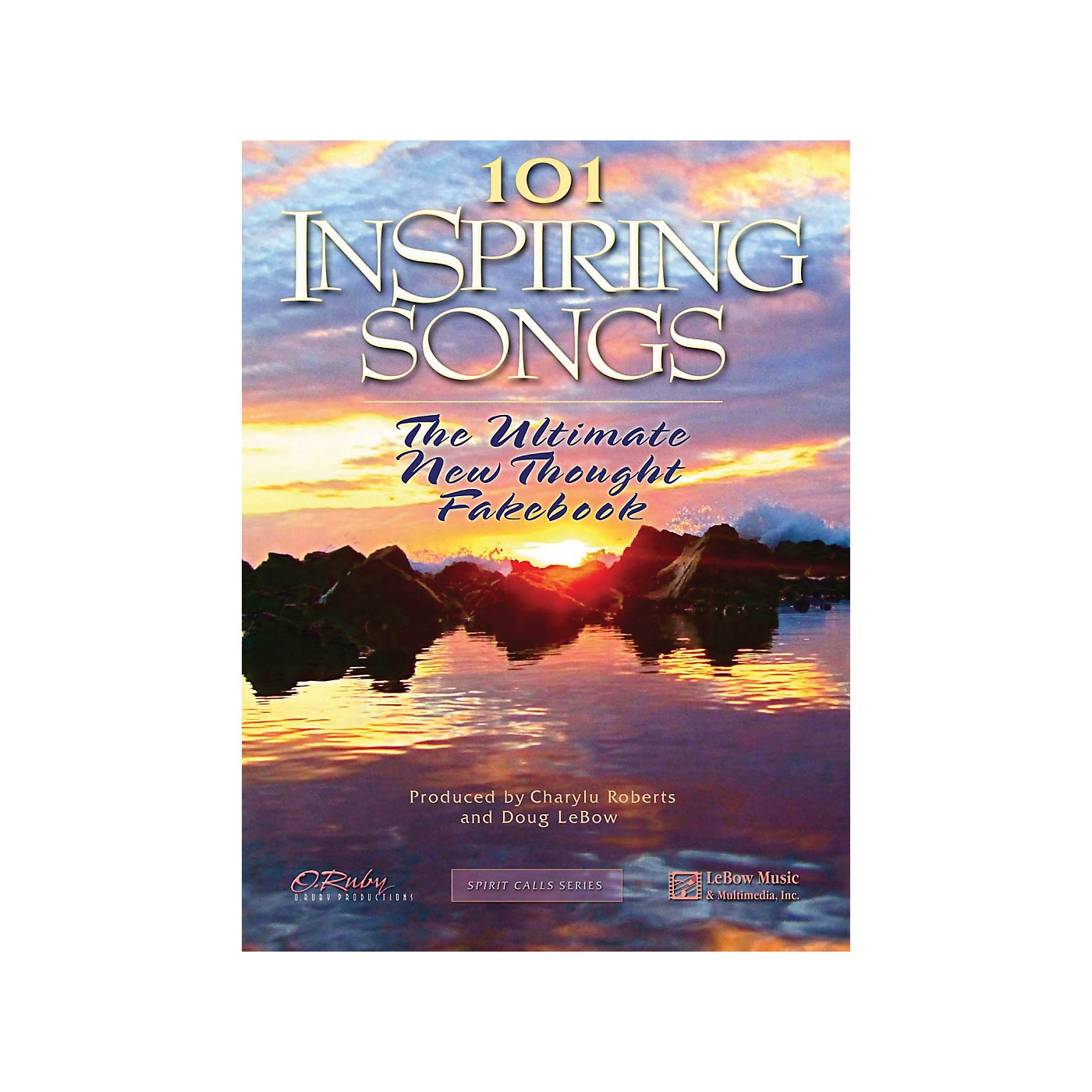 Hal Leonard 101 Inspiring Songs - The Ultimate New Thought Fakebook thumbnail