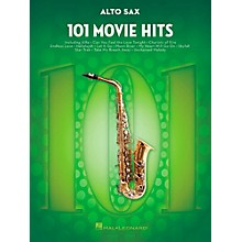 Hal Leonard 101 Movie Hits - Alto Sax