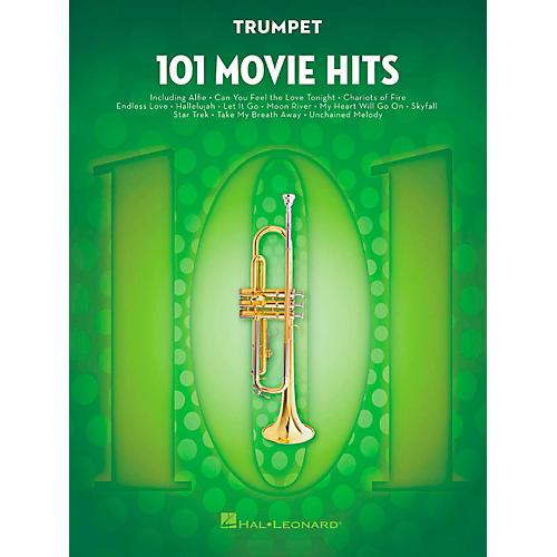 Hal Leonard 101 Movie Hits - Trumpet thumbnail