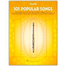 Hal Leonard 101 Popular Songs for Flute
