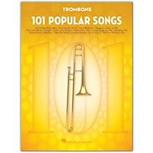 Hal Leonard 101 Popular Songs for Trombone