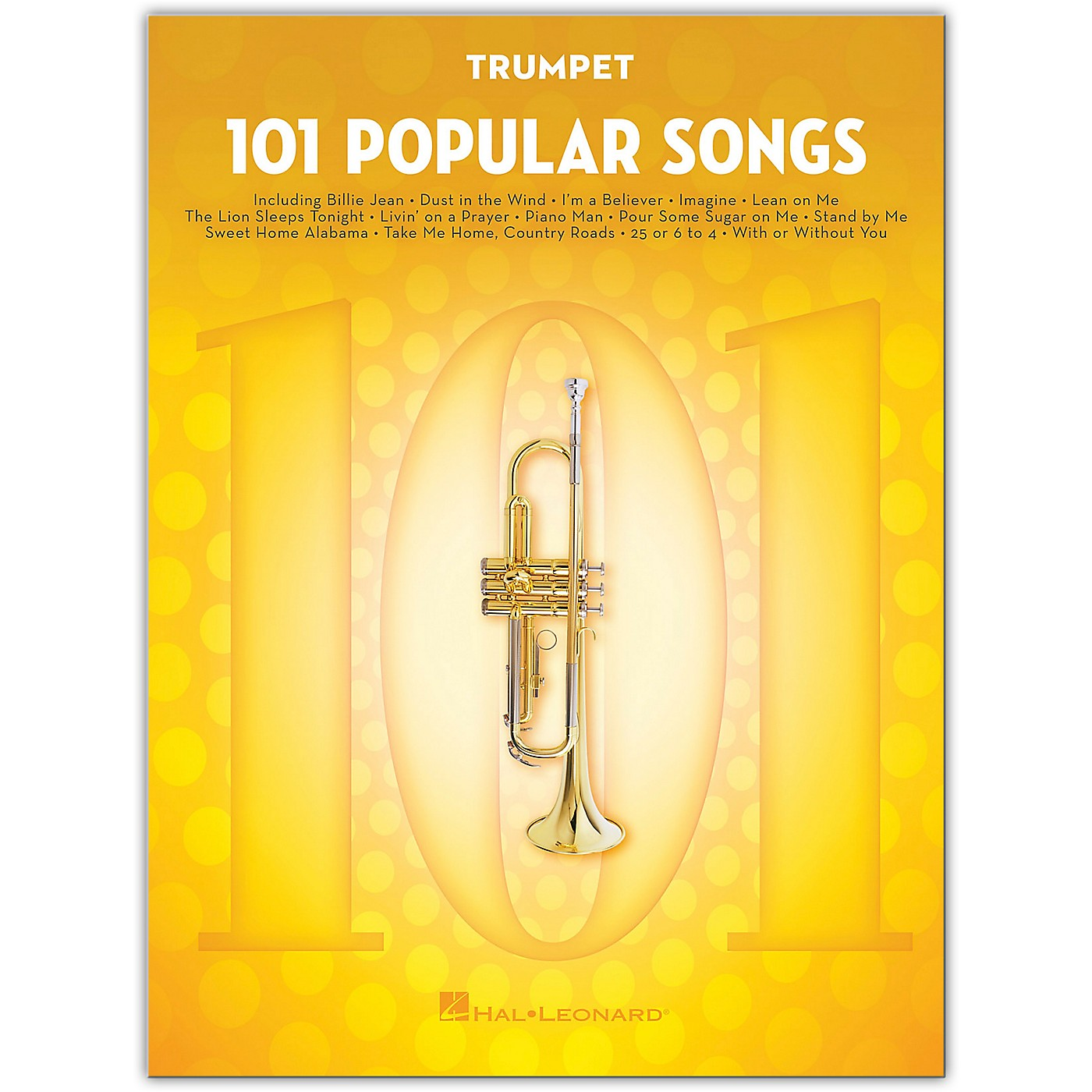Hal Leonard 101 Popular Songs for Trumpet thumbnail