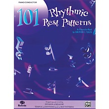 Alfred 101 Rhythmic Rest Patterns Conductor (Piano)