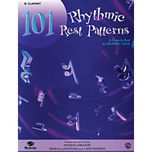 Alfred 101 Rhythmic Rest Patterns Drums