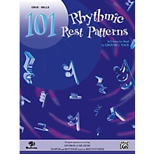 Alfred 101 Rhythmic Rest Patterns Oboe
