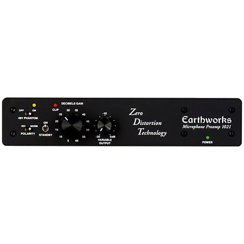 Earthworks 1021 One Channel ZDT Preamp thumbnail