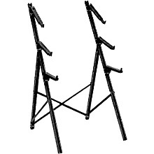 "Standtastic 103KSB 60"" Triple-Tier Keyboard Stand with Deluxe Bag"