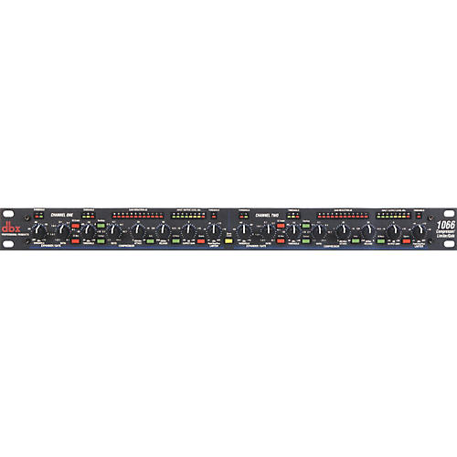 dbx 1066 Compressor/Limiter/Gate thumbnail