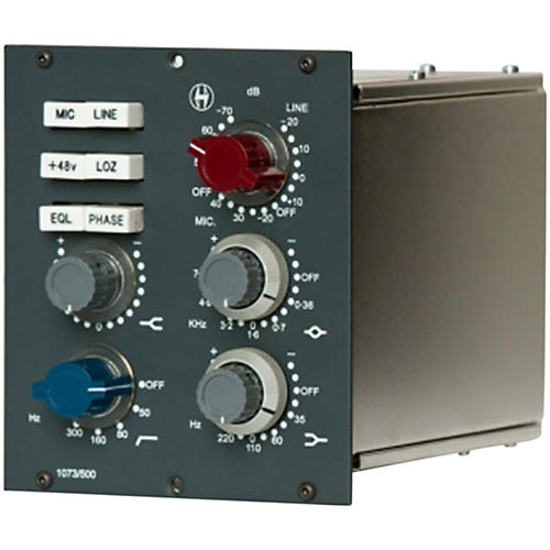 Heritage Audio 1073/500 Preamp/EQ thumbnail