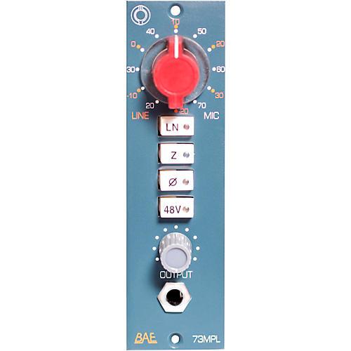 BAE 1073MPL 500 Series Mic Pre thumbnail