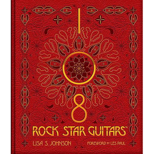 Hal Leonard 108 Rock Star Guitars thumbnail