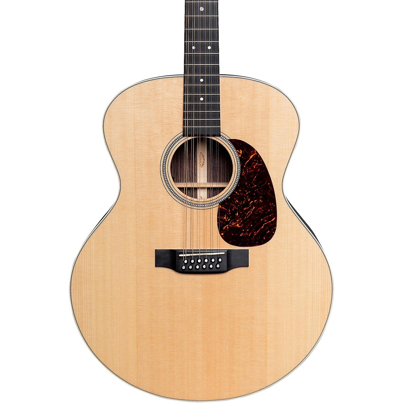 Martin 10GRANDJ16E 12-String Jumbo Acoustic-Electric Guitar thumbnail