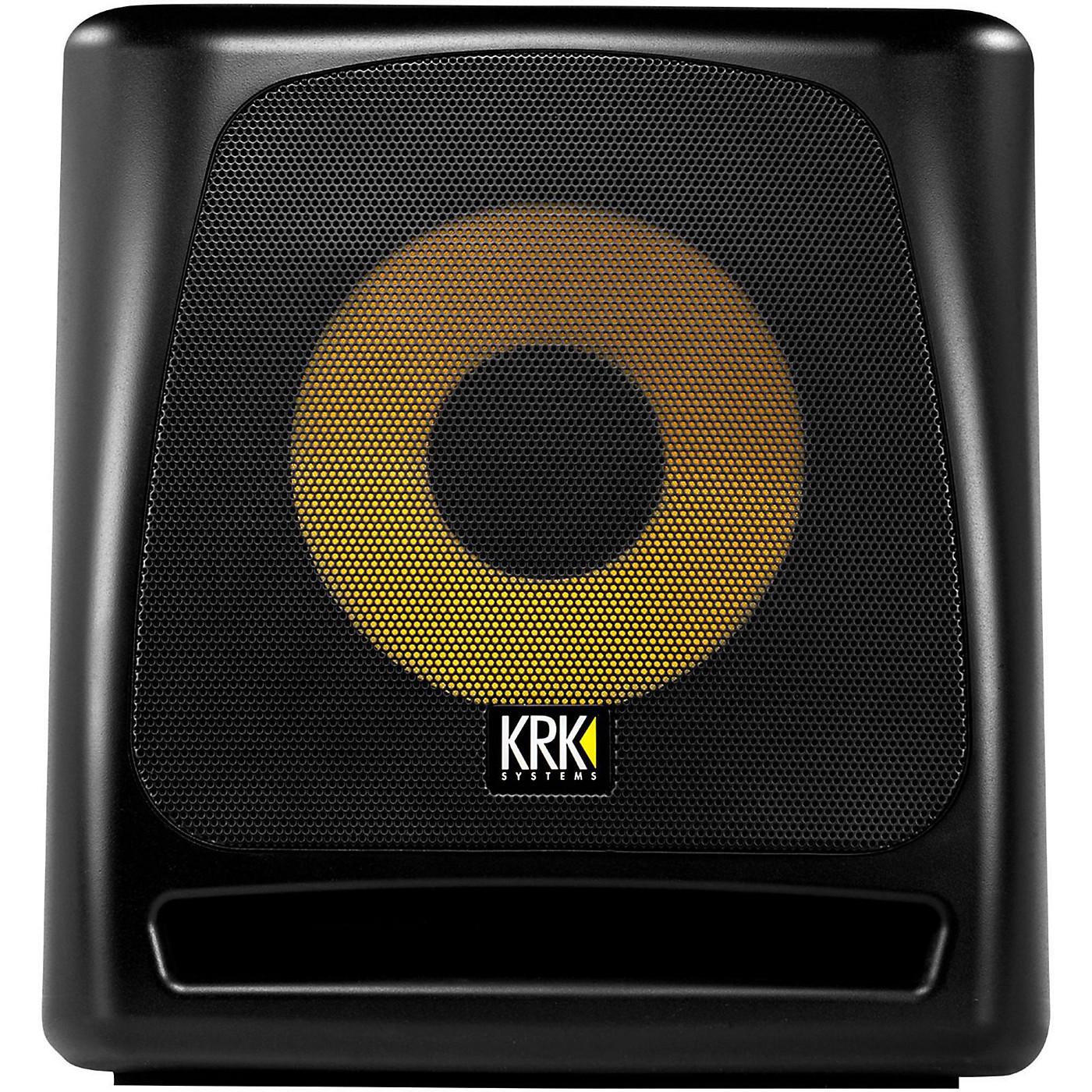 KRK 10s 10 in. Powered Studio Subwoofer thumbnail