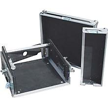Eurolite 10x4 Mixer/Amp Combo Rack Case