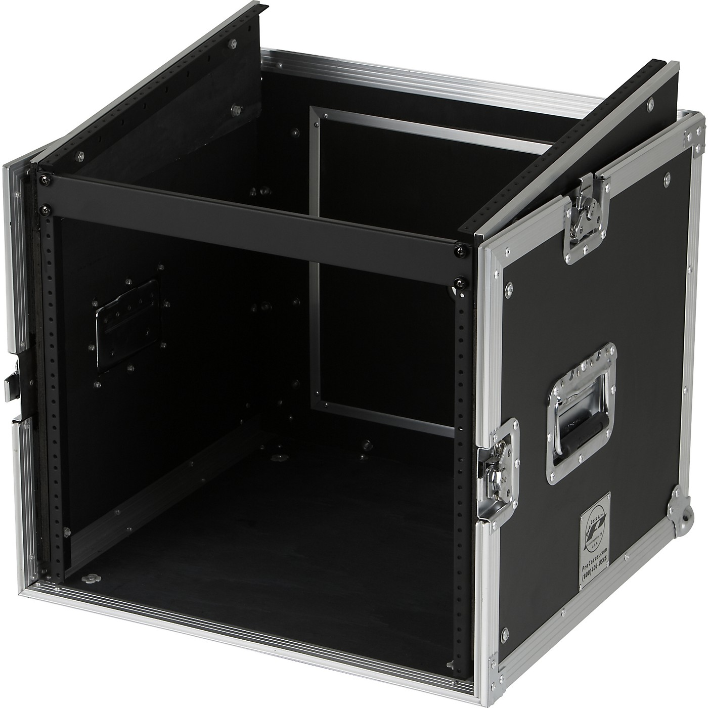 Eurolite 10x8 Mixer/Amp Combo Rack Case thumbnail