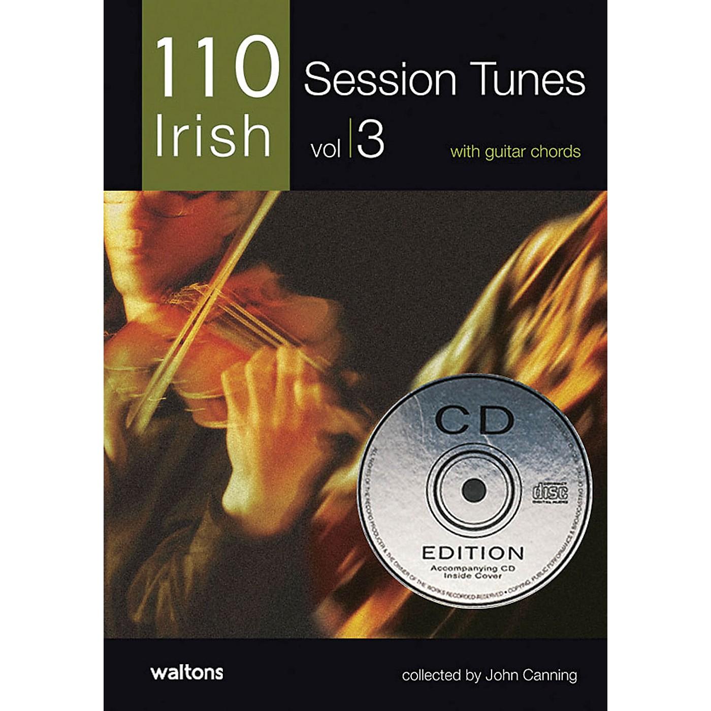 Waltons 110 Ireland's Best Session Tunes - Volume 3 (with Guitar Chords) Waltons Irish Music Books Series thumbnail