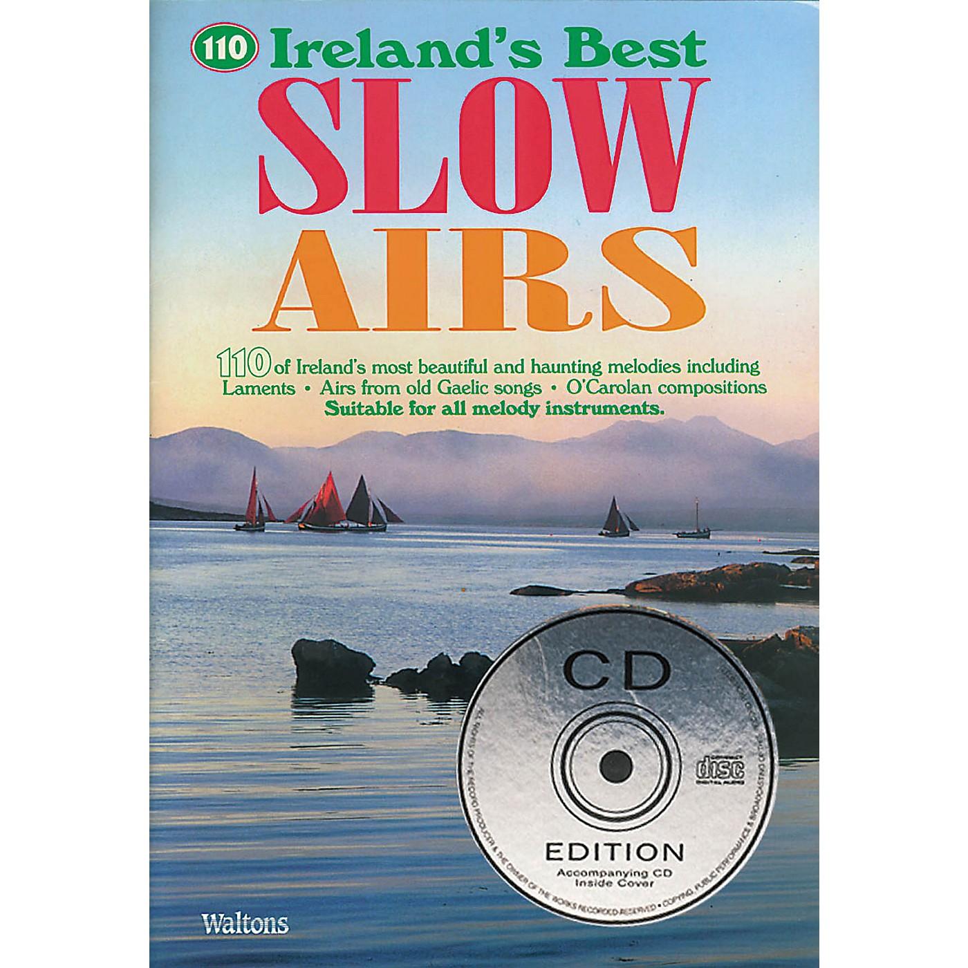 Waltons 110 Ireland's Best Slow Airs Waltons Irish Music Books Series thumbnail