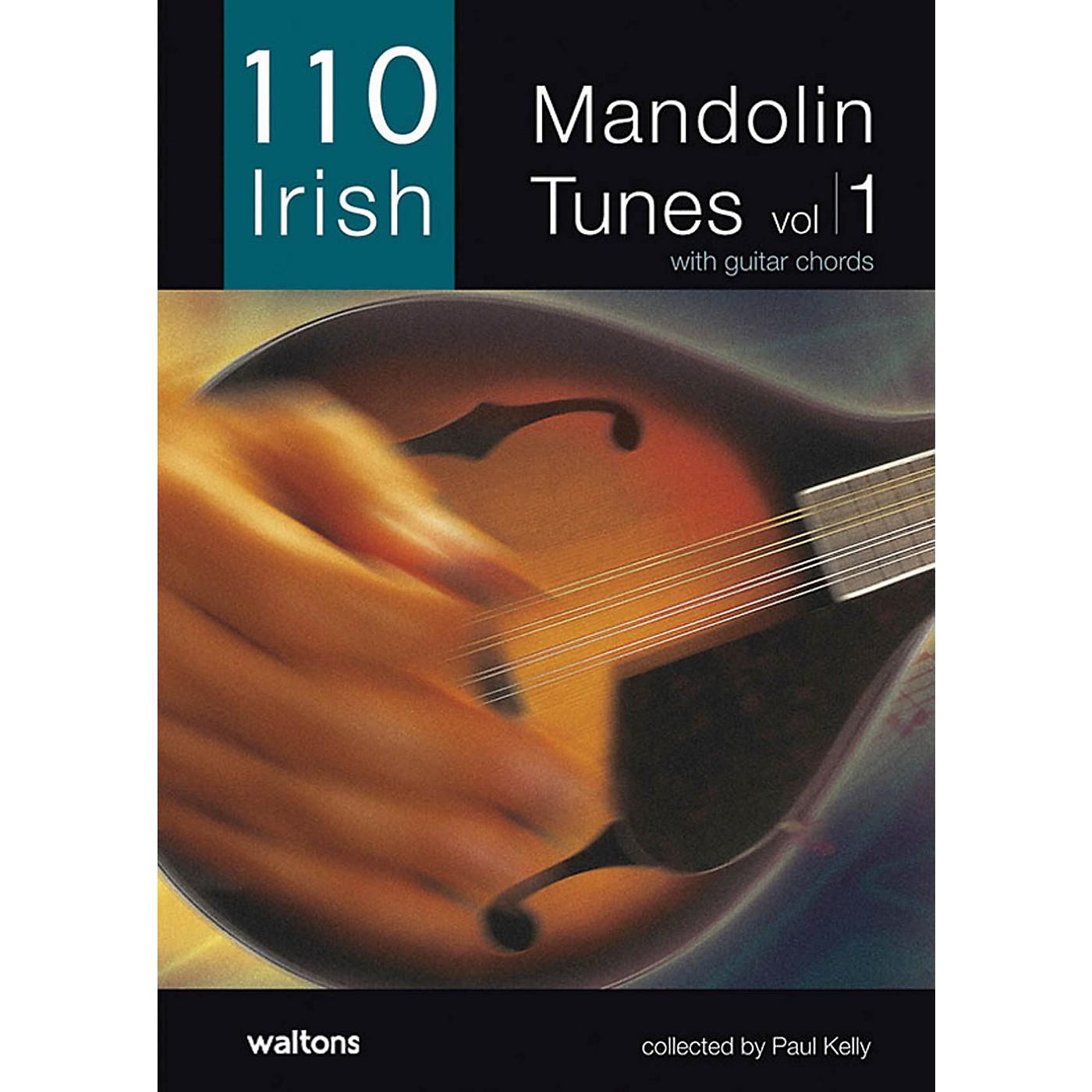 Waltons 110 Irish Mandolin Tunes (with Guitar Chords) Waltons Irish Music Books Series thumbnail