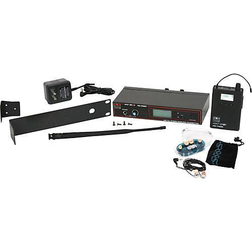 Galaxy Audio 1100 SERIES Wireless In-Ear Monitoring System with EB3 Earbuds thumbnail