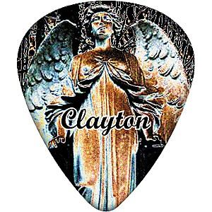 Clayton Angel Guitar Pick Standard .50MM 1 Dozen