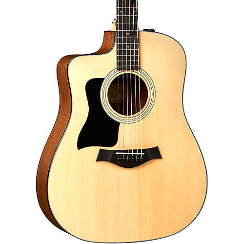 Taylor 110ce-LH Left-Handed Dreadnought Acoustic-Electric Guitar thumbnail