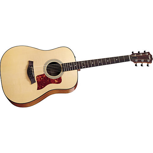 Taylor 110e-L Sapele/Spruce Dreadnought Left-Handed Acoustic-Electric Guitar-thumbnail