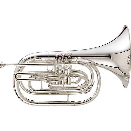 King 1122 Ultimate Series Marching Bb French Horn thumbnail