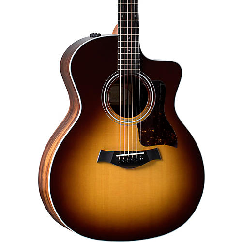 Taylor 114ce Rosewood Grand Auditorium Acoustic-Electric Guitar thumbnail