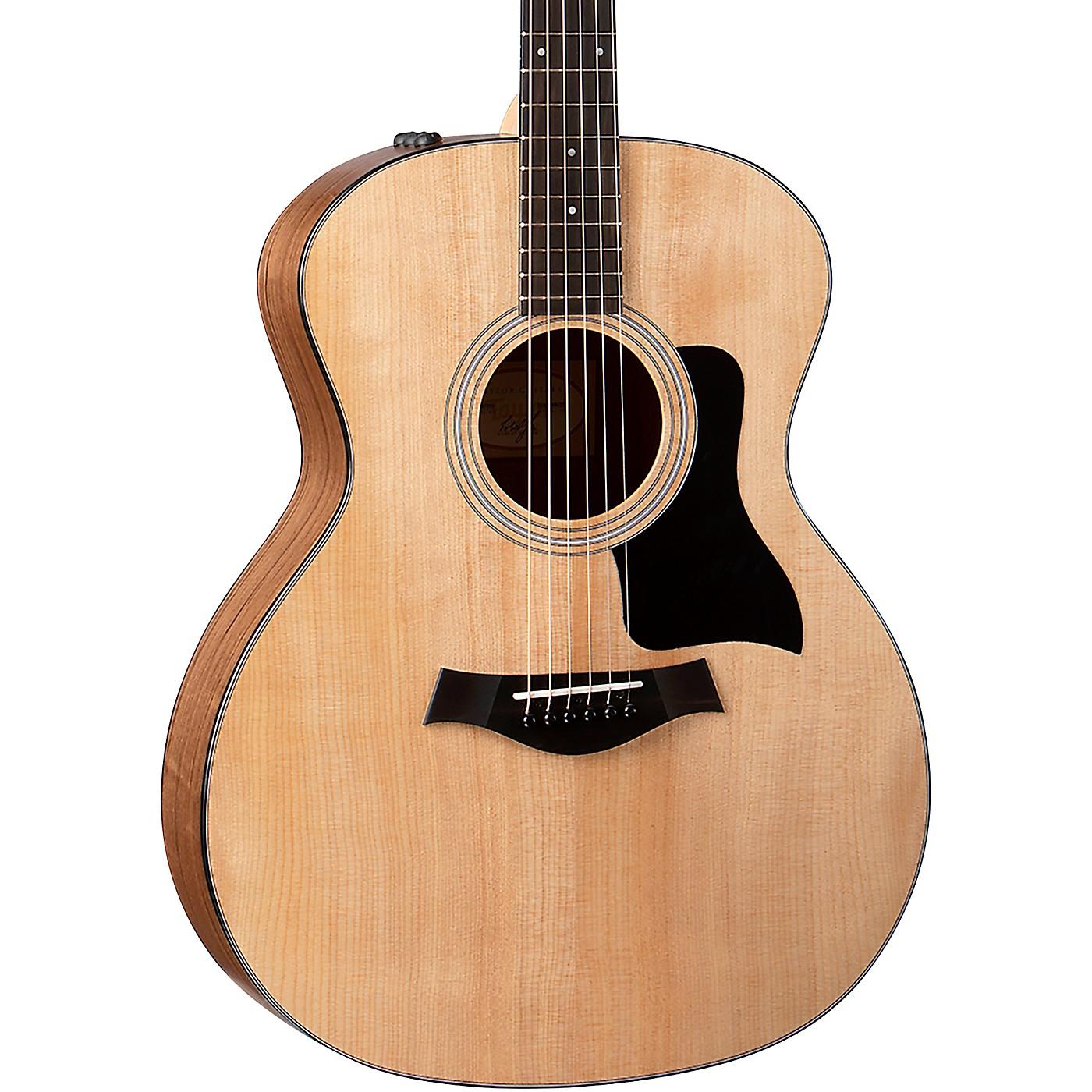 Taylor 114e Grand Auditorium Acoustic-Electric Guitar thumbnail