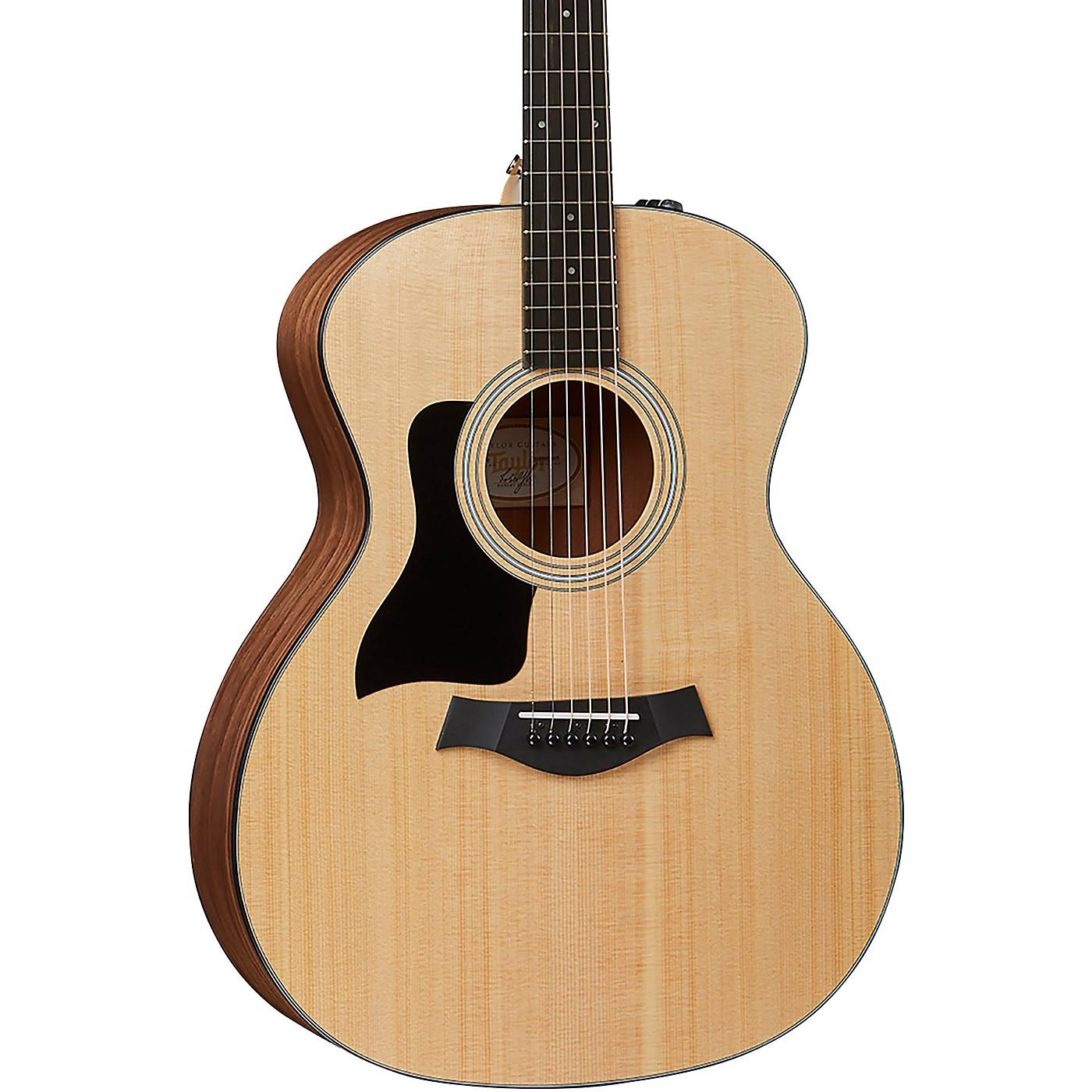 Taylor 114e-LH Left-Handed Grand Auditorium Acoustic-Electric Guitar Regular thumbnail