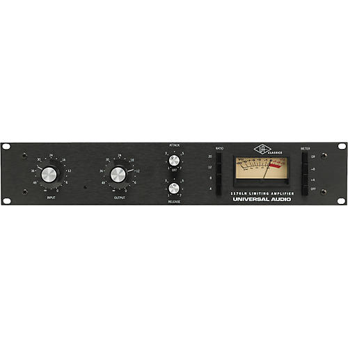 Universal Audio 1176LN Solid State Limiting Amplifier thumbnail