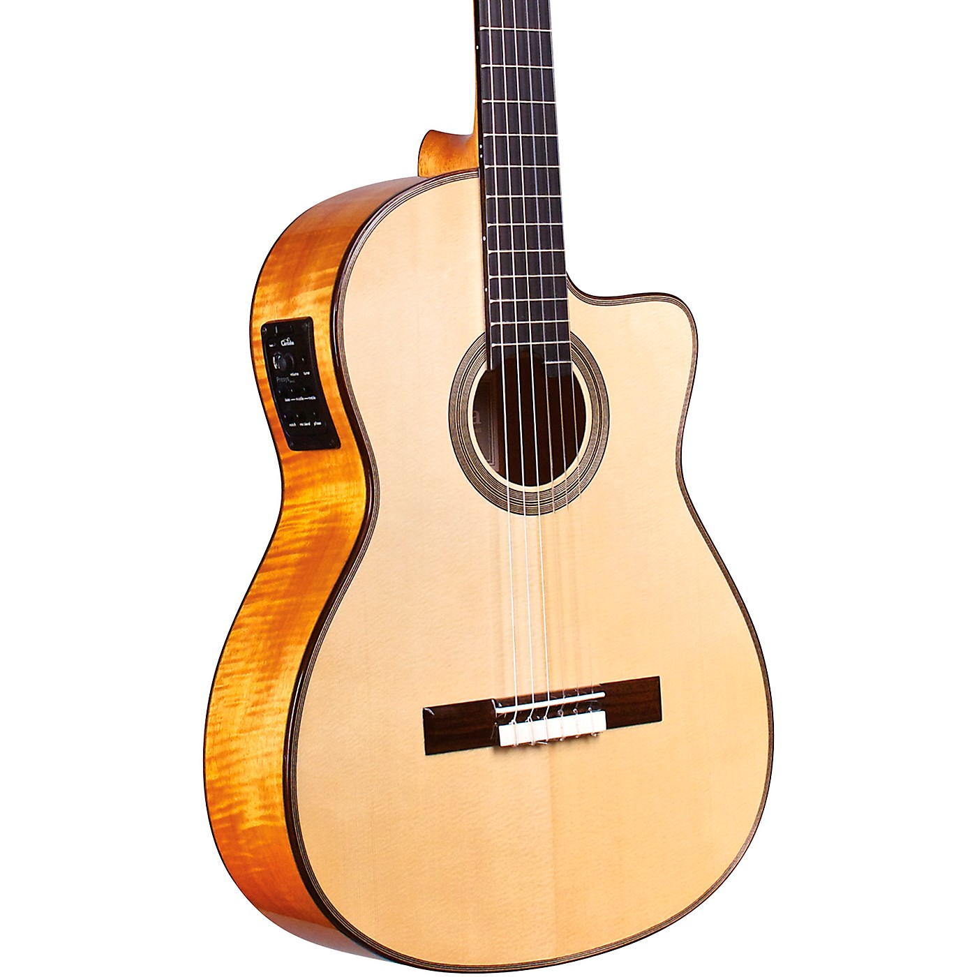 Cordoba 12 Maple Fusion Spruce Top Acoustic-Electric Guitar thumbnail
