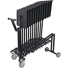 Hercules Stands 12-Stand Cart