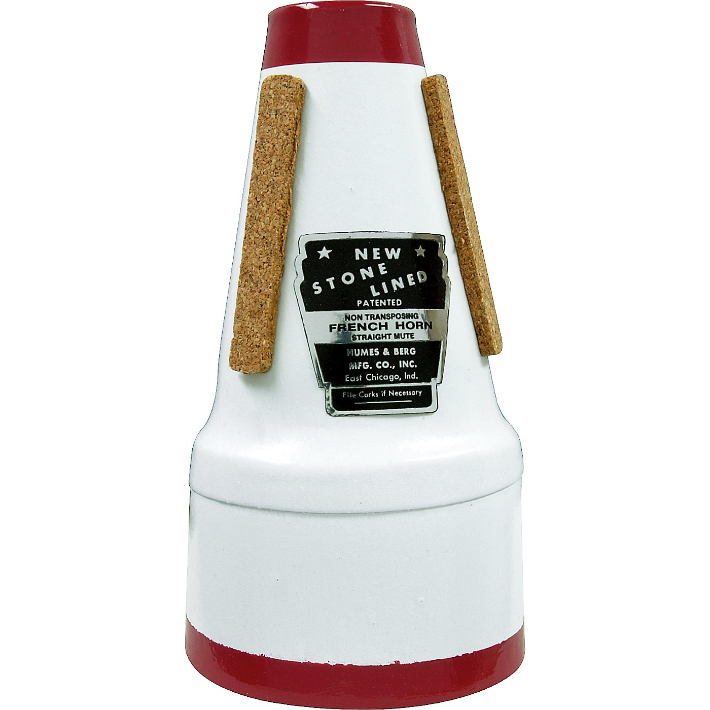 Humes & Berg 121 French Horn Straight Mute thumbnail