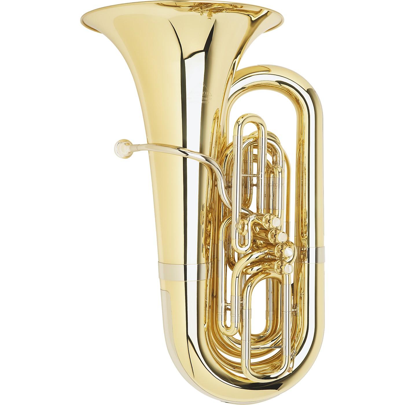 Miraphone 1291 Series 4/4 BBb Tuba thumbnail