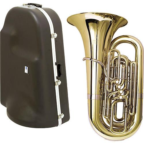 Miraphone 1291 Series 5-Valve BBb Tuba with Hard Case thumbnail