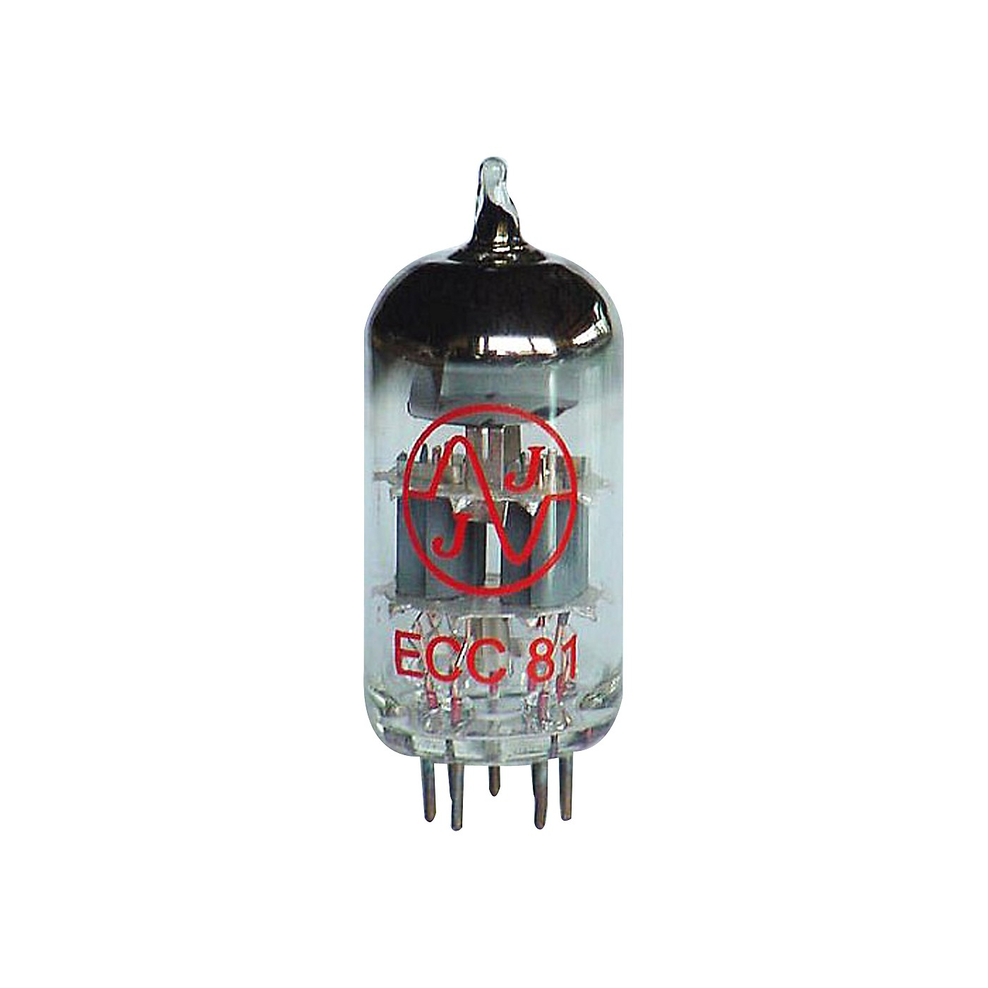 JJ Electronics 12AT7 / ECC81 Preamp Vacuum Tube thumbnail