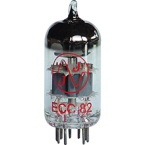 JJ Electronics 12AU7 / ECC82 Preamp Vacuum Tube thumbnail